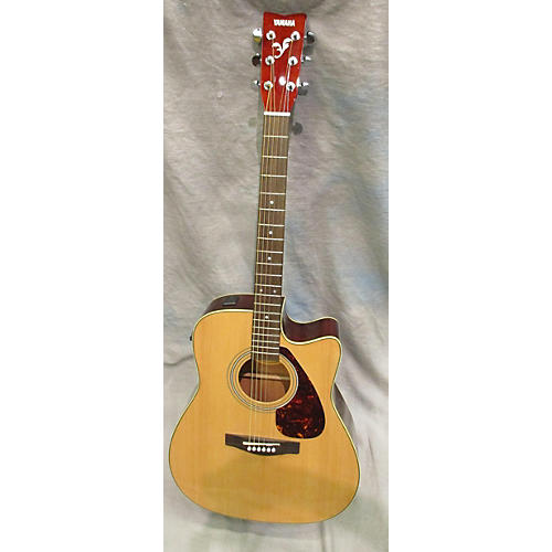 Yamaha FX370C Acoustic Electric Guitar-thumbnail