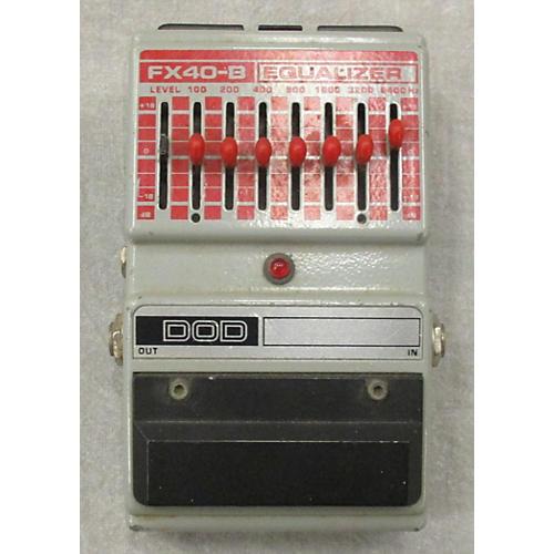 DOD FX40-B EQUALIZER Pedal