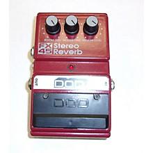 DOD FX45 Stereo Reverb Effect Pedal