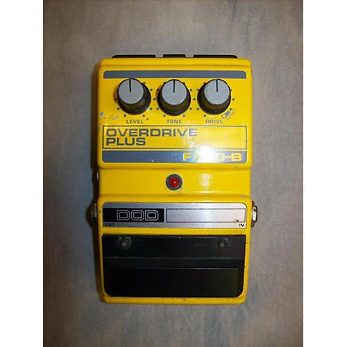 DOD FX50B Overdrive Plus Effect Pedal-thumbnail