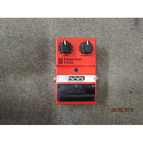 DOD FX55 Effect Pedal-thumbnail
