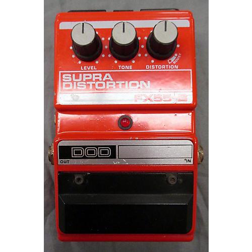 DOD FX55 Supra Distortion Effect Pedal