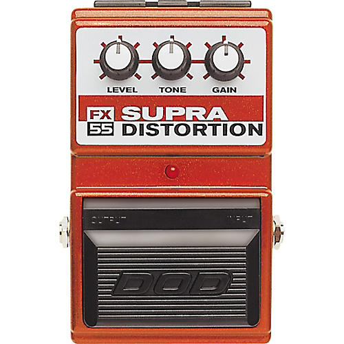 DOD FX55 Supra Distortion Pedal-thumbnail