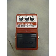 DOD FX55C Supra Distortion Effect Pedal