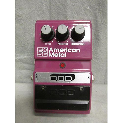 DOD FX56 American Metal Effect Pedal