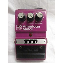 DOD FX56 American Metal Effect Pedal