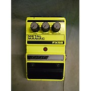 DOD FX58 METAL MANIAC Effect Pedal