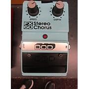 DOD FX60 Stereo Chorus Effect Pedal