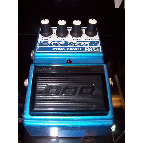 DOD FX64 Ice Box Stereo Chorus Effect Pedal-thumbnail