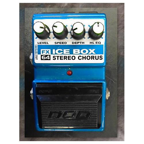 DOD FX64 Ice Box Stereo Chorus Effect Pedal-thumbnail