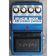 DOD FX64 Ice Box Stereo Chorus Effect Pedal