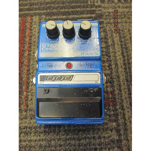 DOD FX65 STEREO CHORUS Effect Pedal-thumbnail