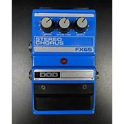 DOD FX65 Stereo Chorus Effect Pedal