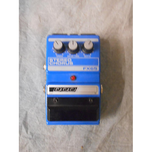 DOD FX65 Stereo Chorus Effect Pedal