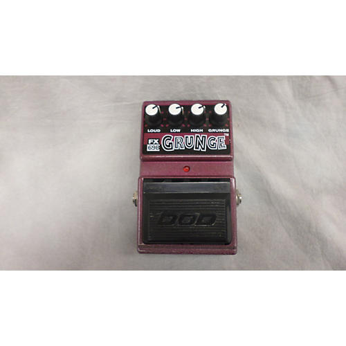 DOD FX69B Grunge Distortion Effect Pedal-thumbnail