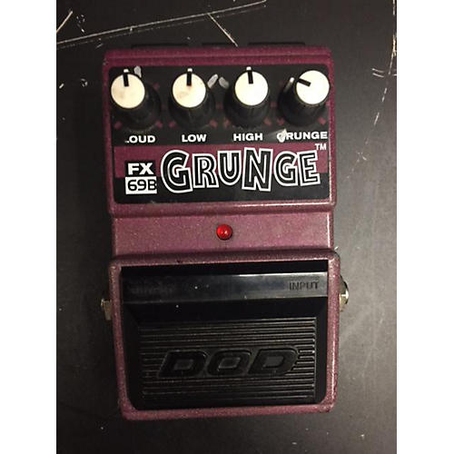 DOD FX69B Grunge Distortion Effect Pedal