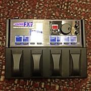DOD FX7 Effect Processor
