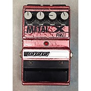 DOD FX70 Metal X Effect Pedal