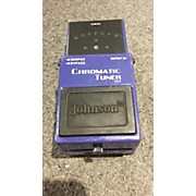 Johnson FX700 Chromatic Tuner Tuner Pedal