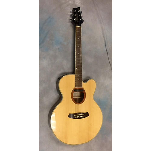Ibanez FX72NT1201 Acoustic Electric Guitar-thumbnail