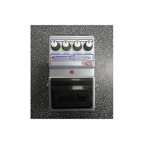 DOD FX747 Supersonic Stereo Flange Effect Pedal