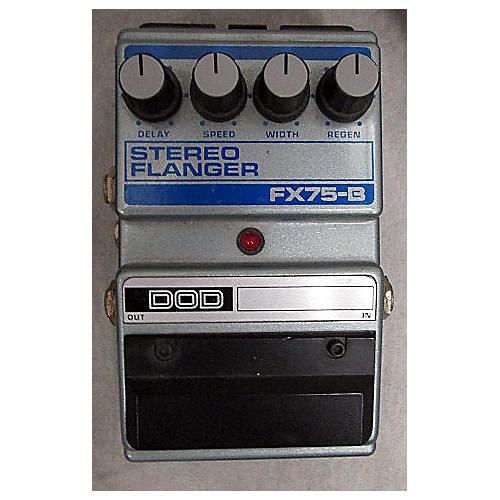 DOD FX75-B STEREO FLANGER Effect Pedal-thumbnail