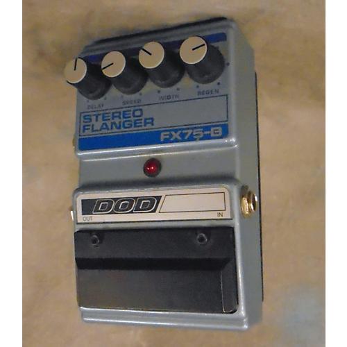 DOD FX75-B Stereo Flanger Effect Pedal