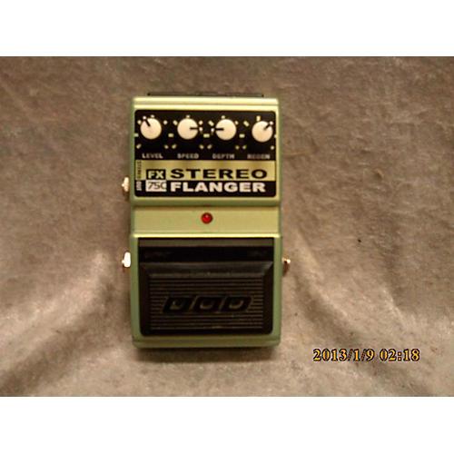 DOD FX750 Stereo Flanger Effect Pedal