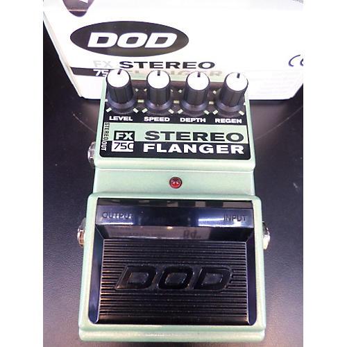 DOD FX75C FLANGER Effect Pedal