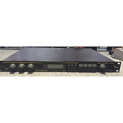 Yamaha FX770 Multi Effects Processor-thumbnail