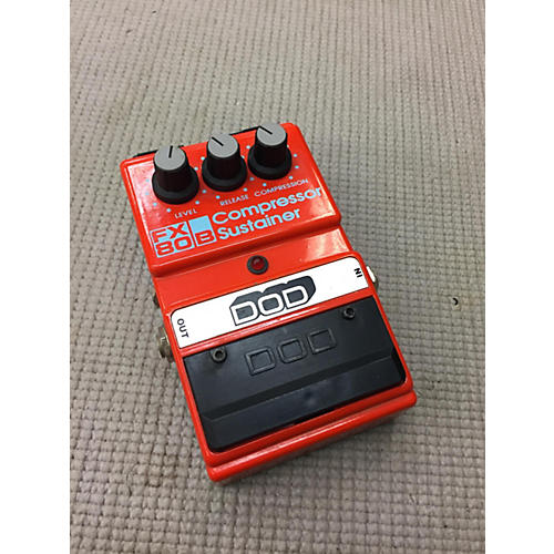DOD FX80B COMPRESSION SUSTAINER Effect Pedal