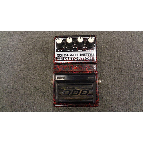 DOD FX86B DEATH METAL DISTORTION Effect Pedal