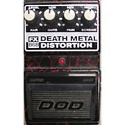 DOD FX86B DEATH METAL Effect Pedal