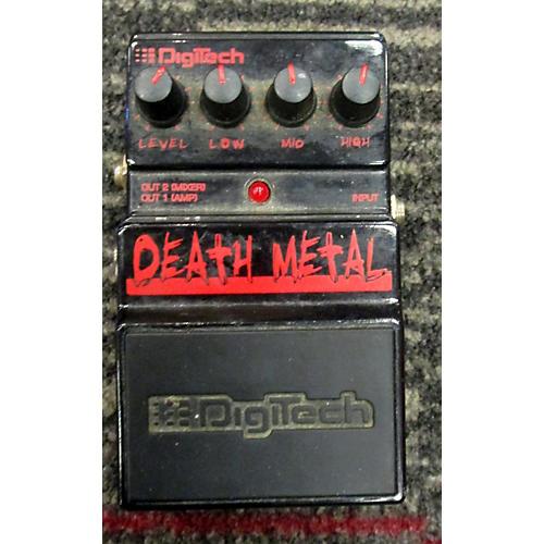 DOD FX86B DEATH METAL Effect Pedal-thumbnail