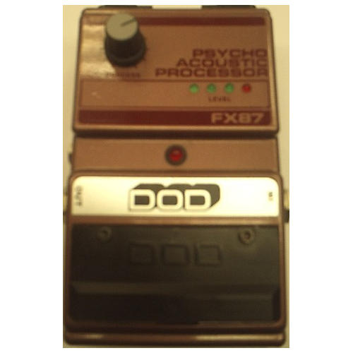 DOD FX87 PSYCHO ACOUSTIC PROCESSOR Pedal