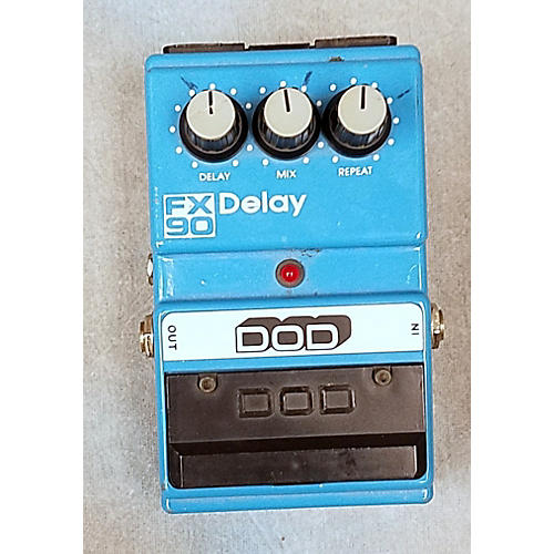 DOD FX90 Delay Effect Pedal