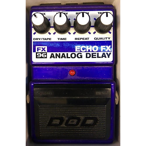 DOD FX96 Echo FX Analog Delay Effect Pedal