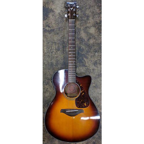 Yamaha FXS700SC Acoustic Electric Guitar