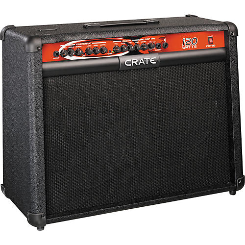 Crate FXT120 Guitar Combo Amp with DSP