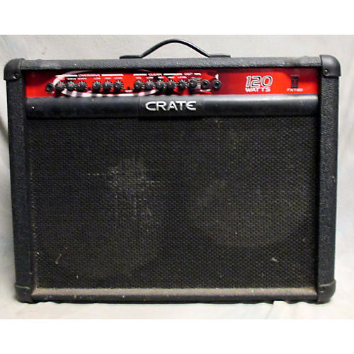 used crate fxt120 guitar combo amp guitar center. Black Bedroom Furniture Sets. Home Design Ideas