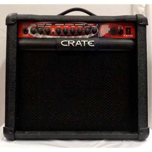 used crate fxt30 guitar combo amp guitar center. Black Bedroom Furniture Sets. Home Design Ideas
