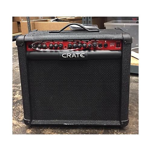 used crate fxt65 guitar combo amp guitar center. Black Bedroom Furniture Sets. Home Design Ideas