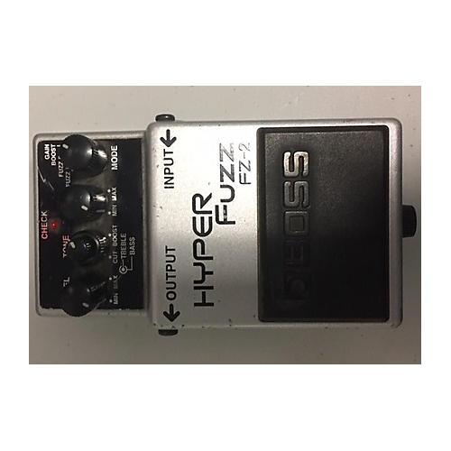 Boss FZ2 Hyper Fuzz Effect Pedal