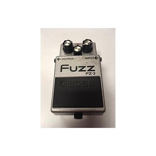 Boss FZ3 FUZZ Effect Pedal-thumbnail