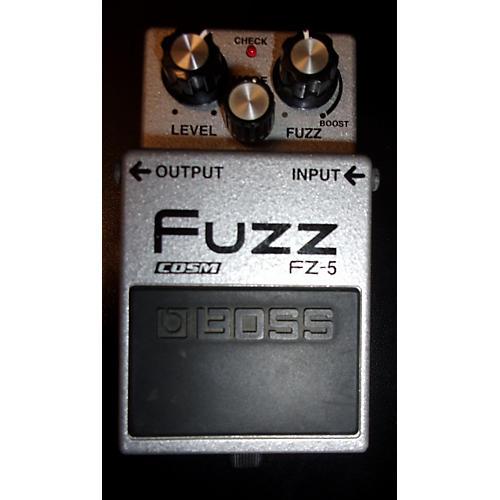 Boss FZ5 Fuzz Effect Pedal-thumbnail