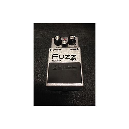 used boss fz5 fuzz effect pedal guitar center. Black Bedroom Furniture Sets. Home Design Ideas