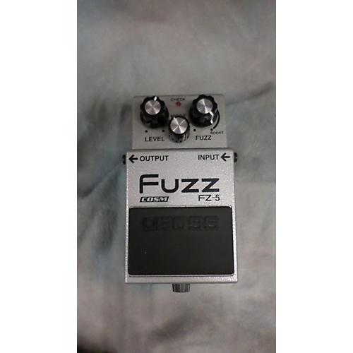 Boss FZ5 Fuzz-thumbnail