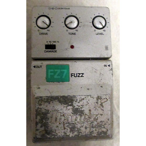 Ibanez FZ7 Fuzz Effect Pedal-thumbnail