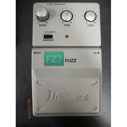 Ibanez FZ7 Fuzz