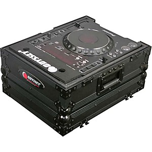 Odyssey FZCDJBL ATA Black Label Coffin for CD Players by Odyssey